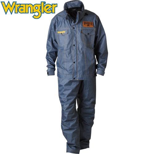 ラングラー Wrangler BASIC TYPE WR-11 レインウエア 上下セット パンツセット カッパ 雨合羽