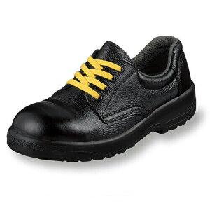 静電安全靴 短靴 エンゼル Angel ウレタン2層静電短靴 AG-AS112(AG-AS112P) ポリウレタン2層底安全靴 大きいサイズ ビッグサイズ メンズ 男性用 ベーシック(黒メイン革) 紐靴