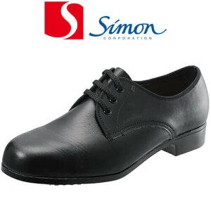 安全靴 シモン simon 6061黒 2180770 小さいサイズ レディース 幅広 3E セーフティー セイフテイ セイフティシューズ 滑りにくい すべりにくい 安全・作業靴 短靴(革) ブラック (黒 ブラック )