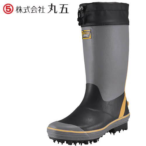 作業靴 長靴・ゴム長 丸五 MARUGO プロレインスパイクM-31 M-31 先芯なし ゴム長 レインブーツ