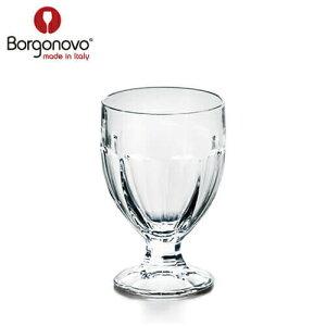 ボルゴノーヴォ ガッティ 8oz ジュース×6脚セット グラス Borgonovo グラス