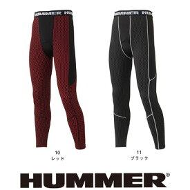 HUMMER 828-15 発熱タイツ メンズ 防寒ウェア ハマー 冬用インナー タイツ スパッツ 寒さ対策 防寒