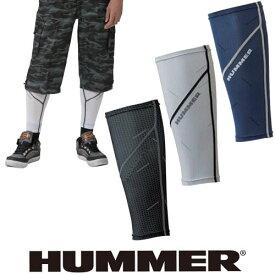 レッグカバー 涼しい HUMMER ハマー クールコンプレッションショートレッグガード 9039-80 夏用 涼しい