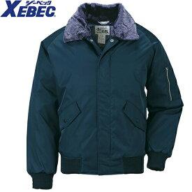 ジーベック XEBEC 289 防寒ジャンパー 通年 秋冬用 メンズ 男性用 作業服 作業着 防寒服 防寒着 上着 ブルゾン ジャケット 定番