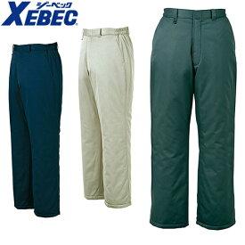 ジーベック XEBEC 770 防寒パンツ 通年 秋冬用 メンズ 男性用 作業服 作業着 防寒服 防寒着 作業パンツ ズボン 定番