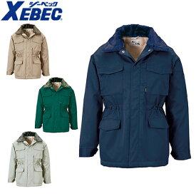 ジーベック XEBEC 481 防寒コート 通年 秋冬用 メンズ 男性用 作業服 作業着 防寒服 防寒着 上着 ブルゾン ジャケット ジャンパー 定番