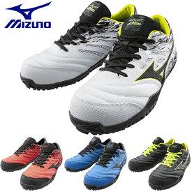 【限定色入荷しました】安全靴 ミズノ MIZUNO ALMIGHTY TD11L オールマイティ TD11L F1GA1900 2019年 新作 新商品 JSAA規格 作業靴 メンズ レディース かっこいい おしゃれ 軽量 耐滑 翌日配送