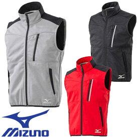 作業服 ベスト ミズノ MIZUNO テックシールドベスト F2JE858405、F2JE858409、F2JE858462 作業着 通年 秋冬