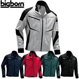ビッグボーン 作業着 作業服 ブルゾン ブルゾン EBA206 作業着 通年 秋冬 2018年 新作 新商品