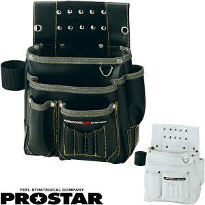プロスター 仮枠釘袋 工具差付 小 KE-803B、KE-803W