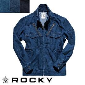 作業服 ブルゾン ロッキー ROCKY フライトジャケット RJ0904 作業着 通年 秋冬