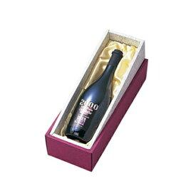ワインギフト化粧箱 1本用(布張り) ×25個セット [7073] ワインギフト用品