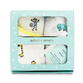 aden&anais スワドルギフトセット BD006 gift bundleエイデンアンドアネイ 出産祝い プレゼント ギフト
