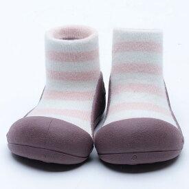 アティパス ナチュラルハーブ AN Attipas naturalherb pink ベビーシューズ ソックスシューズ 出産祝い プレゼント ギフト weskiii