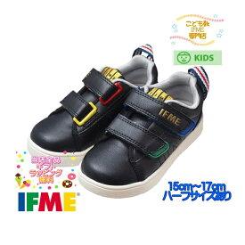 イフミー 子供靴 ライト キッズ 22-8008(15cm〜19cm) IFME 2018年春夏 新作 【プレゼント ギフト お誕生日】