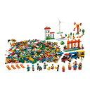 レゴ 楽しい遊園地セット