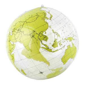 白地図ビッグボール50cm