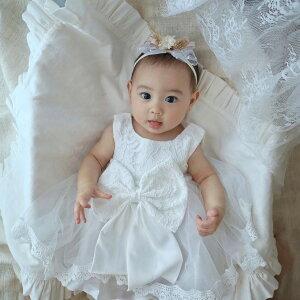 【送料無料】ベビー キッズ 子供 赤ちゃん ドレス 誕生日 ハーフバースデー チュール チュールスカート 服 お祝い 1歳 コスチューム プレゼント 百日祝い 新生児 ベビードレス お食い初め 幼