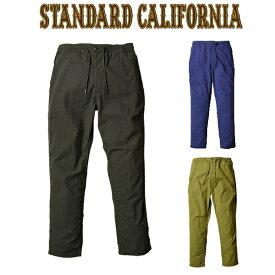 楽天スーパーセール特別価格!!SALE!! STANDARD CALIFORNIA [スタンダードカリフォルニア] SD Fatigue Easy Pants [Black,Navy,Olive] ファティーグイージーパンツ (ブラック、ネイビー,オリーブ) AGS