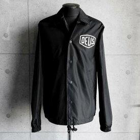 DEUS EX MACHINA [デウスエクスマキナ] DMW46821C Venice Coach [Black] ベニス コーチジャケット(ブラック)AHA