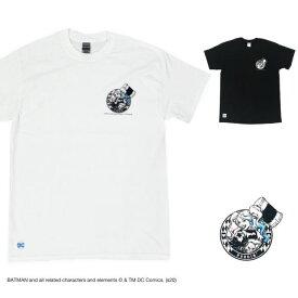 ハーレイクイン アメコミTシャツ ワンポイントTシャツ 半袖Tシャツ プリントTシャツ キャラクターTシャツ アメカジTシャツ ハーレイクイーン GILDAN(ギルダン) AJS ネコポス発送