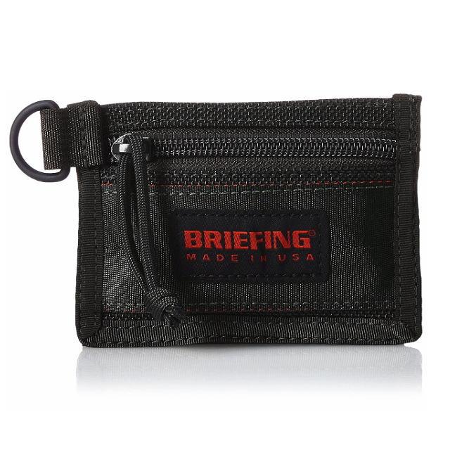 楽天スーパーセール特別価格!!SALE!! BRIEFING [ブリーフィング] ZIP PASS CASE [BLACK] ジップパスケース(ブラック) BRF485219 AHA ネコポス発送 送料無料