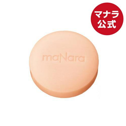 【マナラ公式】 ナノホイップクリームソープ 60g maNara