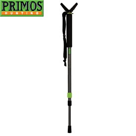 [大人気][再入荷]プリモス ハンティング ポールキャット トール モノポッド 25-62インチ 65481 ■ PRIMOS狩猟 サバゲー アウトドア