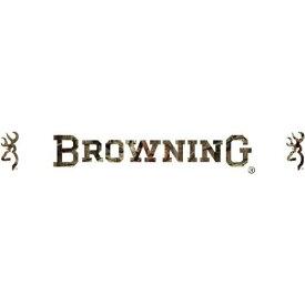 モッシーオーク (MOOSY OKA) ブローニング (BROWNING) デカールインフィニティ ロゴ ステッカー