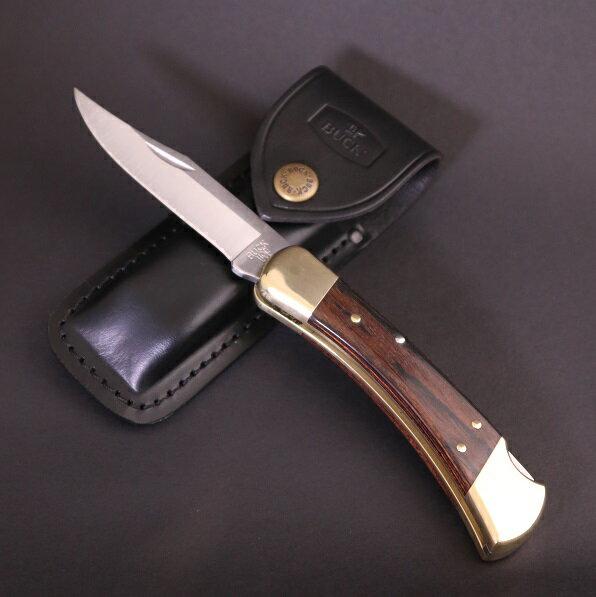【即納可能】【アメリカ製】【BUCK KNIVES】バック ナイブズ 折りたたみナイフ 110BRS-B フォールディング ハンター【アウトドア・サバイバル】