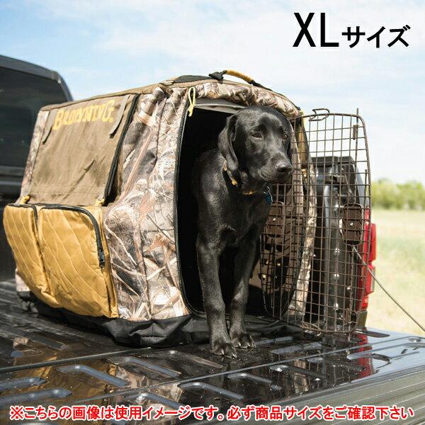 【ブローニング リアルツリー】【ケージカバー】犬用 折りたたみ式 XLサイズ 【BROWNING REAL TREE カモフラージュ ペット用品】
