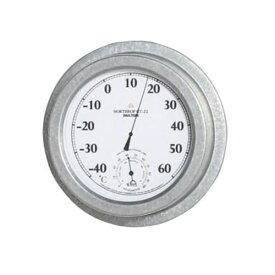 【ダルトン】【湿温度計】サーモ ハイグロメーター ノースロップ GT-22 サーモメーター 【DULTON 温度計 湿度計 アンティーク レトロ調 アメリカン】