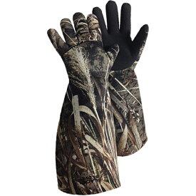 GLACIER GLOVE ネオプレン デコイ グローブ リアルツリー柄 MAX-5 M Lサイズ ■ REALTREE 手袋 防水 アウトドア カモ ハンティング 狩猟