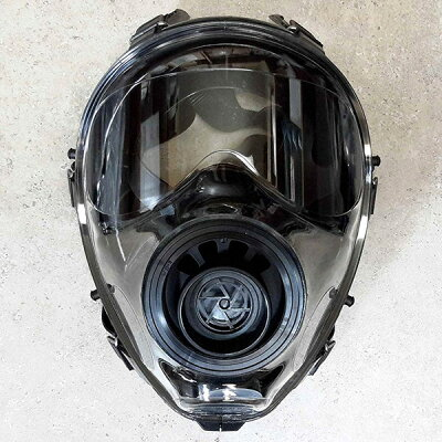 ガスマスク3点セットガスマスク/フィルター/ケミカルフード【ミリタリー保護化学物質覆面】