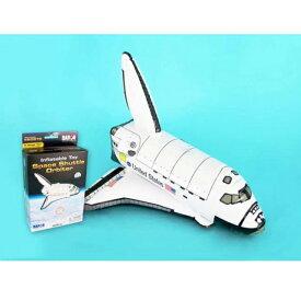 インフレータブル スペースシャトル【Space Shuttle NASA 宇宙 雑貨 バルーン トイ】