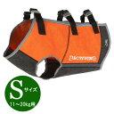 ブローニング ドッグベスト 中型犬用 ハンティングベスト Sサイズ 11〜20kg用 オレンジ ■ BROWNING ペット用品 犬服 …