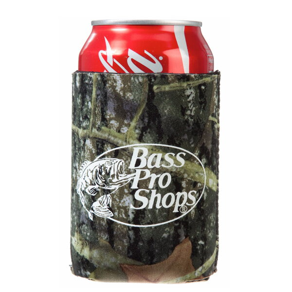 【Bass Pro Shops】バスプロショップス オリジナル 缶クーラー(缶ホルダー) TRUETIMBER (トゥルーティンバー)【雑貨】