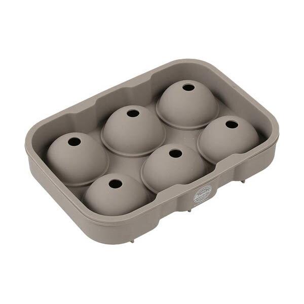 【大人気再入荷】【ダルトン】 バウアーズ(Bower's) アイストレイ 6ボール用 氷サイズ約4.5cm【バー 製氷皿 丸型 氷】 【DULTON】