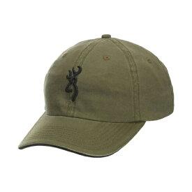 【ブローニング】【帽子 キャップ】メンズ 刺繍ロゴ キャップ 【Browning ミリタリー 銃 ガン 夏】