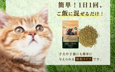 【公式】ペット用万田酵素フェルミック15g