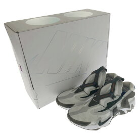 【中古】【メンズ】【付属品あり】NIKE ADAPT HUARACHE ナイキ アダプトハラチ 型番:bv6397-110 サイズ表記:29cm カラー:ホワイト、WHITE 白 万代Net店