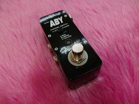 【中古】Fender Micro ABY フェンダー エフェクター ラインセレクター
