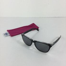 【中古】【メンズ】OAKLEY FROGSKINS 9245-4954 オークリー フロッグスキン アクセサリー サングラス 眼鏡 サイズ:54ロ17 138 カラー:BLACK