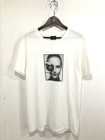【中古】【メンズ】STUSSY 19SS PRINTEMPS 19 TEE CHANEL ステューシー プリンテンプス Tシャツ シャネル サイズ:S カラー:WHITE 万代Net店