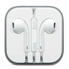 【新品 未使用品】Apple 純正 イヤホン プラグ ジャック端子 iPhone付属品 EarPods with Remote and Mic (3.5mm) for iPhone 6s / 6 / SE / 5s / 5 / 5c アップル 【万代Net店】
