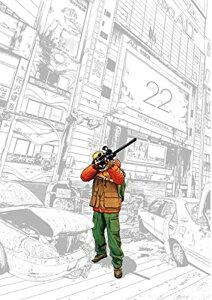 【新品】【全巻収納ダンボール本棚付】アイアムアヒーロー (1-22巻 全巻) 全巻セット