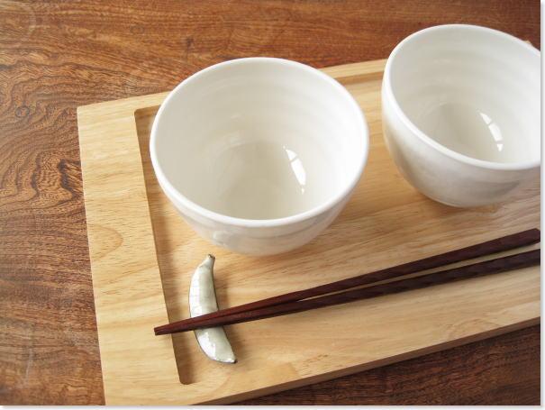 【たたら ライスボウル】(C-16)ナチュラル食器,和食器,シンプル食器,シリーズ食器白い食器,ご飯茶碗,クリームホワイト,シンプル飯碗,おしゃれな茶碗,お茶碗,マンゴーシャワー