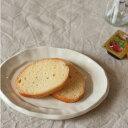 【たたら リネン S 16.5cm]】(C-22)(カフェ食器,和食器,シンプル食器,業務用,シリーズ食器,白い食器,デザートプレート,取り皿,小皿,クリームホ...