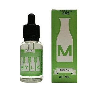 Brewell Vapory(ブリューウェル)MYLKMELON MYLK(メロン ミルク) 30ml メロン+コンデンスミルクのとろける甘みアメリカ産 USA 電子タバコ ベイプ ヴェイプ VAPE リキッド 送料無料 E-liquid