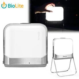 アウトドア ランタン BioLite バイオライト #1824247 ベースランタン 照明器具 チャージャー キャンプ バーベキュー モバイルバッテリー 災害 mont-bell モンベル 【あす楽対応】
